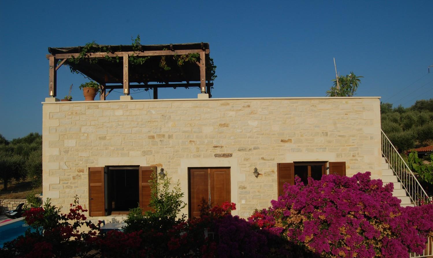 Sommerhus-Kreta